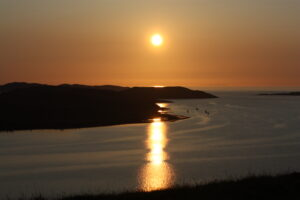 Taken from the road from Gairloch to Laide